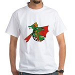 Dragon G White T-Shirt