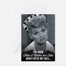 When You're Not Well Greeting Cards (Pk of 20)