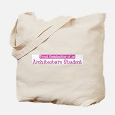 Grandmother of a Architecture Tote Bag
