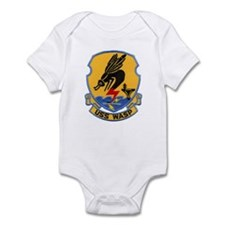 USS WASP Infant Bodysuit