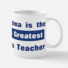 Grandma is Greatest Statistic Mug
