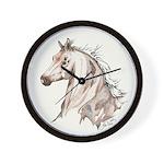 Stallion Wall Clock