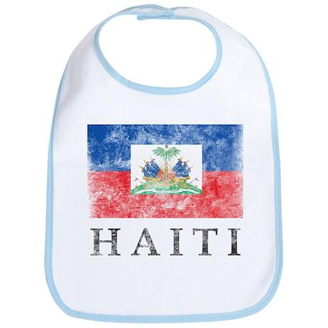 Vintage Haiti Bib
