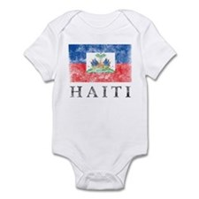 Vintage Haiti Infant Bodysuit