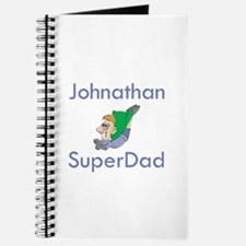 Johnathan- SuperDad Journal
