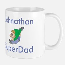 Johnathan- SuperDad Mug