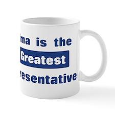 Grandma is Greatest Sales Rep Mug