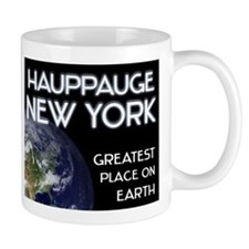 hauppauge new york - greatest place on earth Mug
