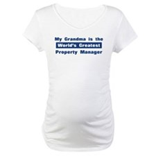 Grandma is Greatest Property Shirt