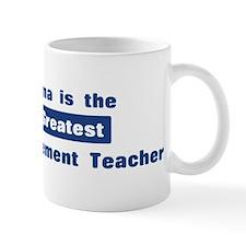 Grandma is Greatest Project M Mug