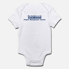 Grandma is Greatest Project M Infant Bodysuit