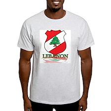 3D Lebanon T-Shirt