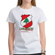 3D Lebanon Tee