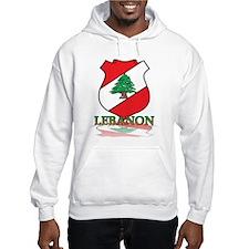 3D Lebanon Hoodie