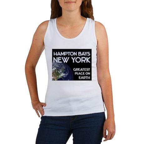 hampton bays new york - greatest place on earth Wo