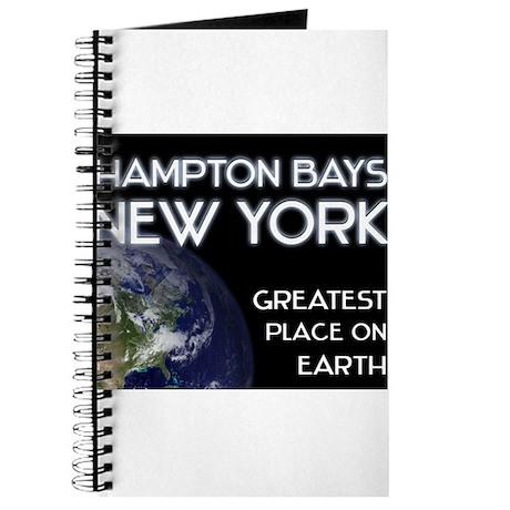 hampton bays new york - greatest place on earth Jo