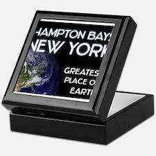 hampton bays new york - greatest place on earth Ke