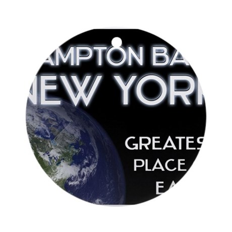 hampton bays new york - greatest place on earth Or