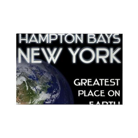 hampton bays new york - greatest place on earth Re