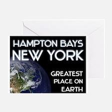 hampton bays new york - greatest place on earth Gr