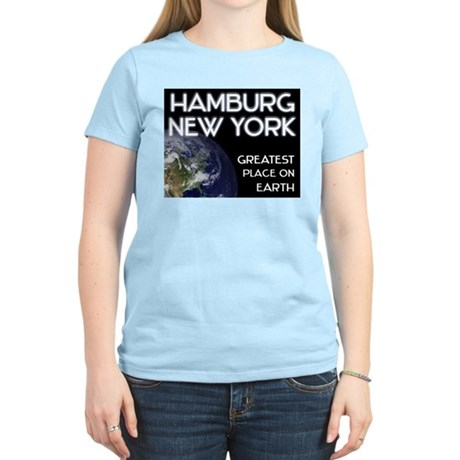 hamburg new york - greatest place on earth Women's
