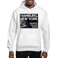 hamburg new york - greatest place on earth Hoodie