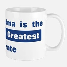 Grandma is Greatest Pirate Mug