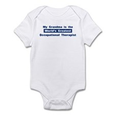 Grandma is Greatest Occupatio Infant Bodysuit