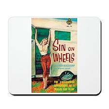 """Mousepad - """"Sin On Wheels"""""""