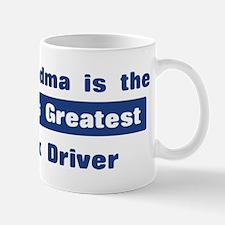 Grandma is Greatest Truck Dri Mug