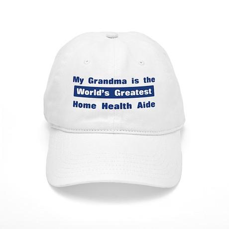 Grandma is Greatest Home Heal Cap