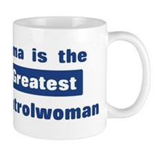Grandma is Greatest Highway P Mug
