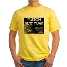 fulton new york - greatest place on earth T