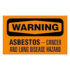 Warning: Asbestos Cancer And Lung Disease Hazard