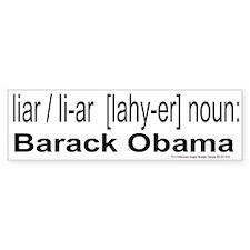 Liar's Club Bumper Sticker (10 pk)