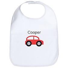 Cooper - Red Car Bib
