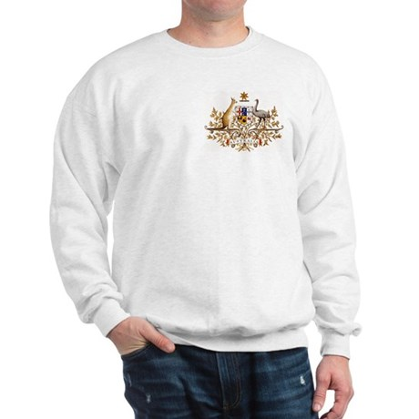 Australian Coat of Arms Sweatshirt