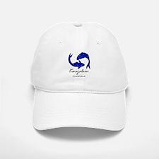Kwajalein Fish (Baseball Baseball Cap)