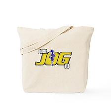 Just Jog It ... Tote Bag