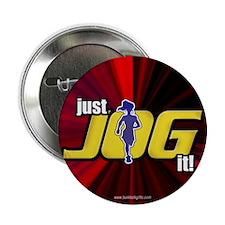 "Just Jog It ... 2.25"" Button (10 pack)"