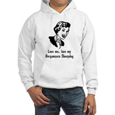 Bergamasco Sheepdog Jumper Hoody