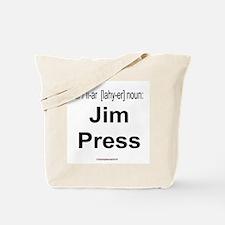 Liar's Club Tote Bag