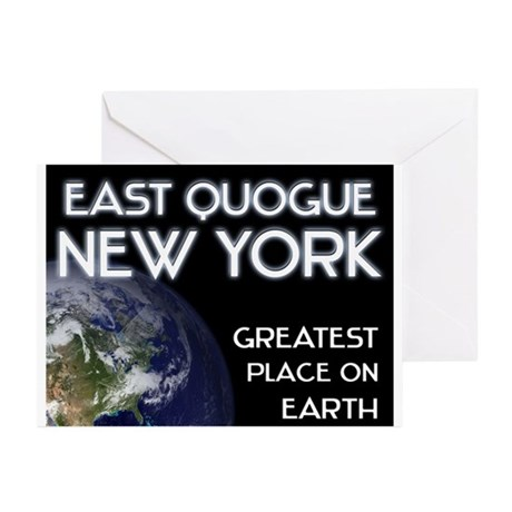 east quogue new york - greatest place on earth Gre