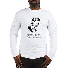 Bluetick Coonhound Long Sleeve T-Shirt