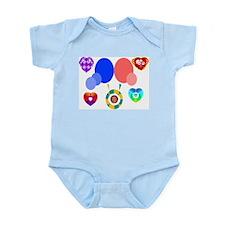 Griffen Artsy Infant Bodysuit