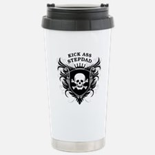 Kick Ass Stepdad Travel Mug