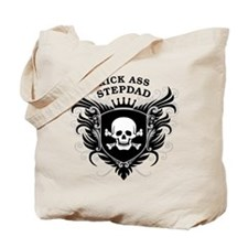 Kick Ass Stepdad Tote Bag