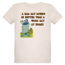 Bad Day Diving T-Shirt