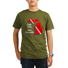 Michigan Scuba Diver T-Shirt