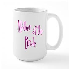 Mother of the Bride Pink Twinkle Mug